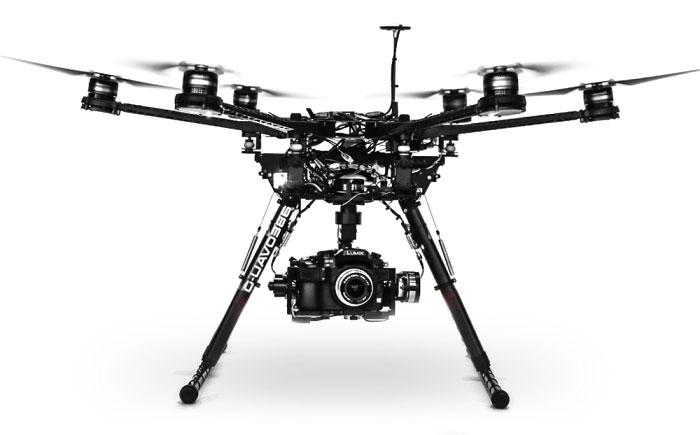 Dragonfly's Evo UAV
